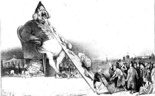 Daumier y el realismo – Blogs de Culturamas